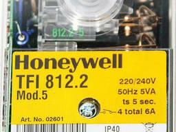 Блок управления горением Honeywell TFI 812. 2 mod. 5 art. .. .