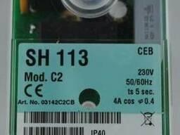 Блок управления Honeywell SH 113 mod. C2 art. 03142C2CB