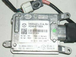Блок управления KD49-67-Y80A на Mazda CX-5 12- (мазда Це Икс