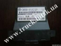 Блок управления межсетевым интерфейсом Volkswagen Caddy 1. 9