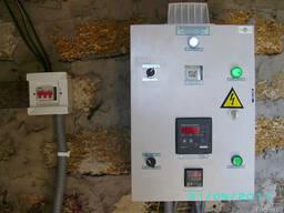 Блок управления насосом с частотным преобразователем LENZE