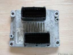 Блок управления Opel Corsa 0261208393 0261207720 Чистый