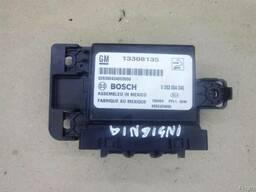 Блок управления парктроником 0263004340 Opel Insignia