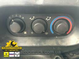 Блок управления печкой DAF XF 95 Евро 2
