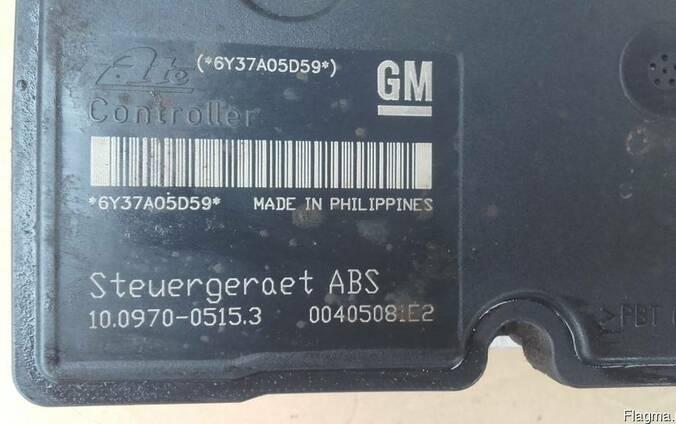Блок управления помпой ABS Opel Astra H 2004-2009 1.8 16v