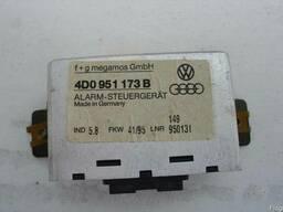 Блок управления сигнализации Audi A4 В5 Кат ном 4Д0951173В.