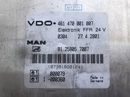 Блок управления VDO 461470001007 FFR MAN