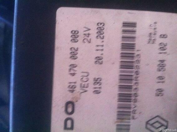 Блок управления VDO 461470002008 Renault