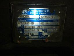 КПП ZF 12AS2301 для тягача MAN
