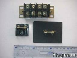 Блок зажимов наборной БЗН 19-25-4п25-в/в-У3(25А)