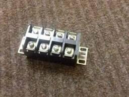 Блок зажимов наборной БЗН 19-29-16п63-в/в-У3(63А)