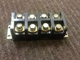 Блок зажимов наборной БЗН 19-34-50п200-в/в-У3(200А)