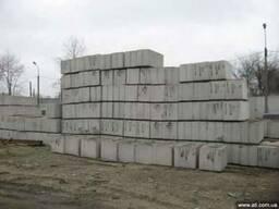 Блоки 4,3,5,6. Кольца колодезные. Плиты перекрытия. Дорожные