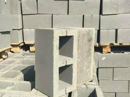 Блоки бетонні, шлакоблоки