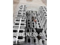 Блоки бетонные стеновые купить в Киеве