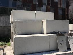 Блоки ФБС 12х6х3