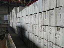 Блоки фундаментные ФБС 12-4-6 1180х400х580мм
