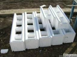 Блоки несъёмной опалубки.