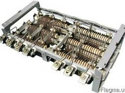 Блоки резисторов крановые (зборка 1 день)