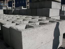 Блоки унифицированные дырчатые(400мм ширина)УДБ40-1.2-10