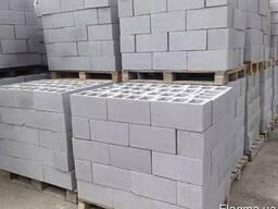 Блоки з відсіву Рваний Колотий блок Бруківка Доски Балки