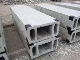Блоки ЖБИ вентиляционные