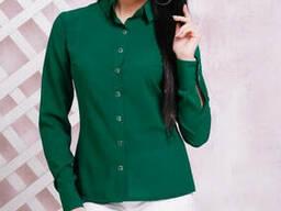 Блуза из креп-шифона с 42 по 50 размер