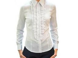 Блуза женская белая для администраторов