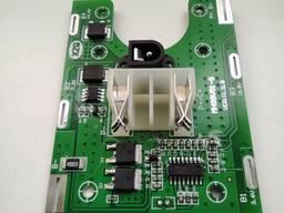 BMS 5S 30А 21V Контроллер заряда разряда, защита Li-Ion аккумулятора Контролер заряда