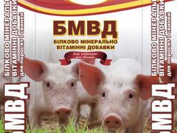 БМВД для свиней (Старт, Гроувер, Финишер, для лактирующих)