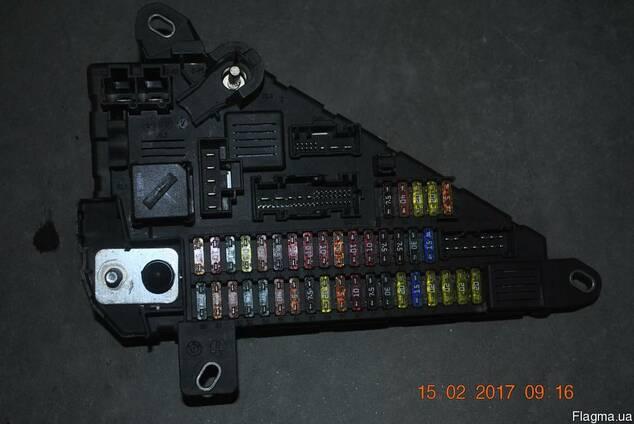 BMW 5 E60\E61 2003-2010 Блок предохранителей авторазборка
