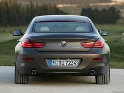 BMW 6 F12 F13 Бампер задний Разборка Крышка багажника
