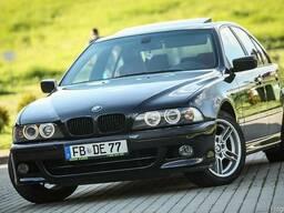 BMW БМВ E39 разборка шрот б/у запчастини