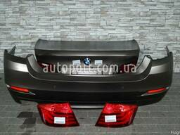 BMW F10 F11 F18 Крышка багажника Ляда