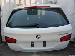 BMW F11 (Крышка багажника на БМВ 5 серии F  год