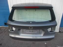 BMW Х3 F25 (БМВ Х3 F25) 2010-2014 г. Крышка багажника