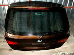 BMW X1 2009-2014 Крышка багажника разборка б\у