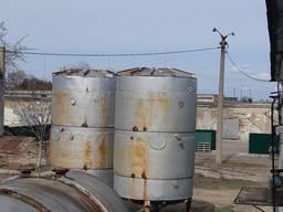 Бочка цистерна резервуар емкость нержавейка 25 кубов