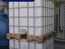 Бочка кубовая еврокуб размеры 1000 л дешево с доставкой