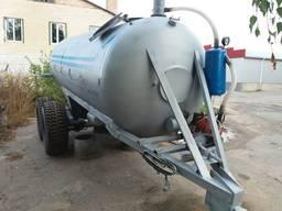 Бочка МЖТ-10 для навоза, воды и КАС