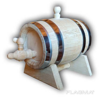 Бочки дубовые для вина, коньяка, виски.