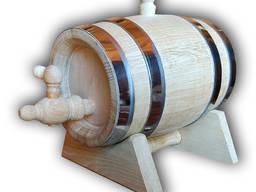 Производим бочки дубовые для вина, коньяка, виски, бренди