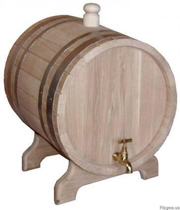 Бочки дубовые для выдержки вина, коньяка.Дубовая бочка- Жбан