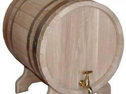 Бочка дубовая 15 литр купить Киев