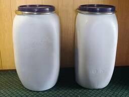 Бочки пластиковые пищевые б/у 50 л