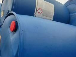 Бочки под воду 220 литров б у пластиковые