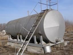 Бочки с АЗС по 25-30, 50 кубов 10 000 грн. /тонна