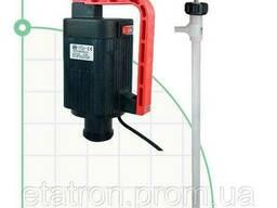 Бочковий електричний насос TR PP з валом Hastelloy 1200 мм