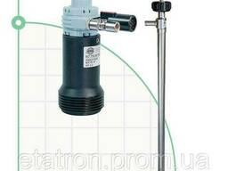 Бочковий пневматичний насос TR AISI 316 з валом INOX 1200 мм