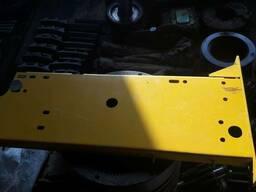 Боковина радиатора 50-08-157-01СП Т-130, Т-170, Б10М